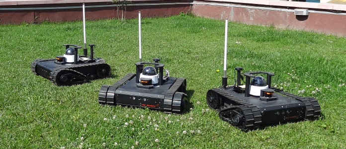 Jaguar Robots